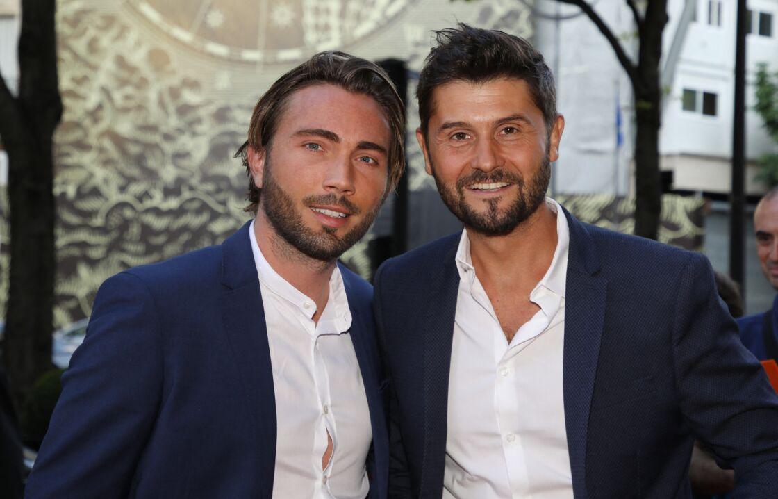 Christophe Beaugrand et son mari Ghislain Gerin