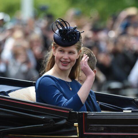 PHOTOS – Lady Louise Windsor: ce cadeau du prince Philip dont elle profite pleinement