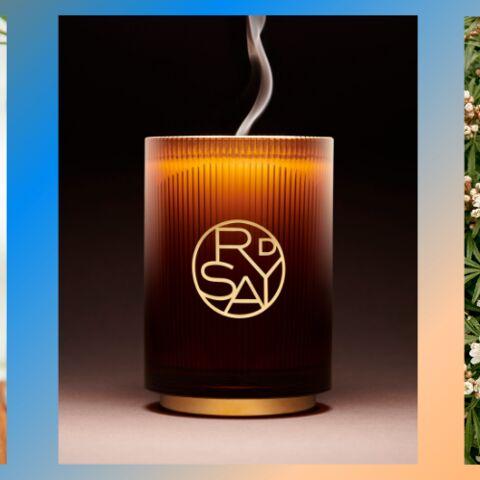 PARFUM: découvrez 3 bougies qui sentent bon l'été!