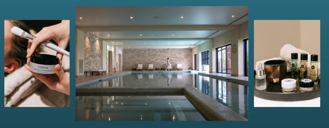 Deux marques clean dans ce sublime spa, Codage et Kos Paris, pour des soins visage et corps à la hauteur de l'exigence de leurs formules !