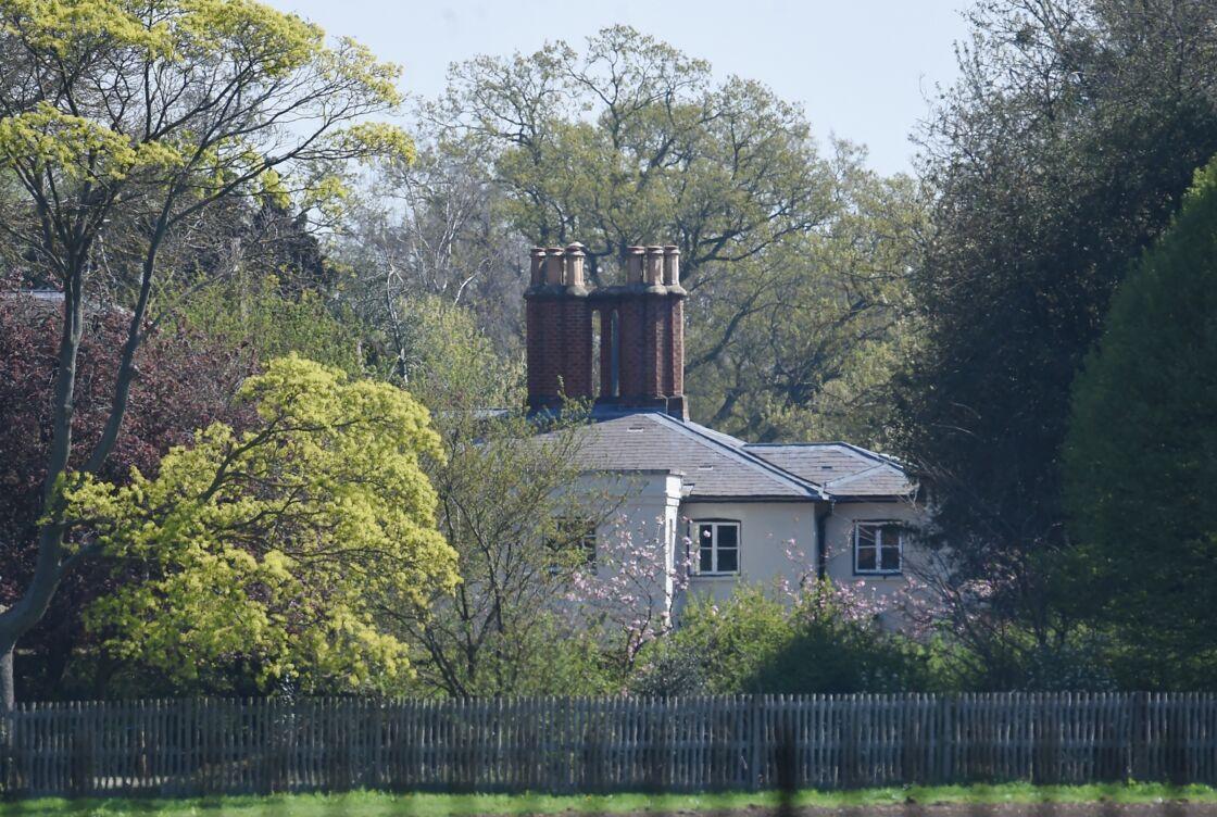 Meghan Markle et le prince Harry ont vécu à Frogmore Cottage entre 2019 et 2020