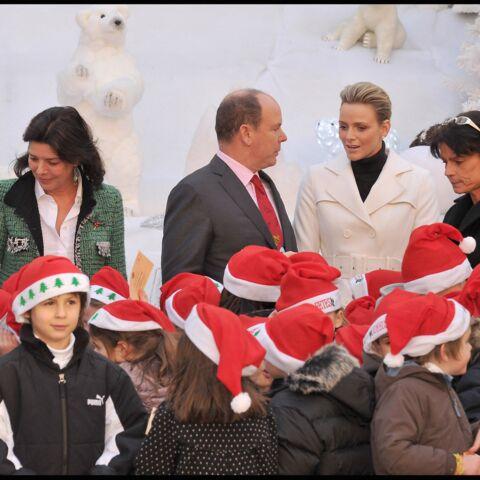 PHOTOS – Charlene de Monaco: quelles sont ses relations avec ses belles-soeurs Caroline et Stéphanie?