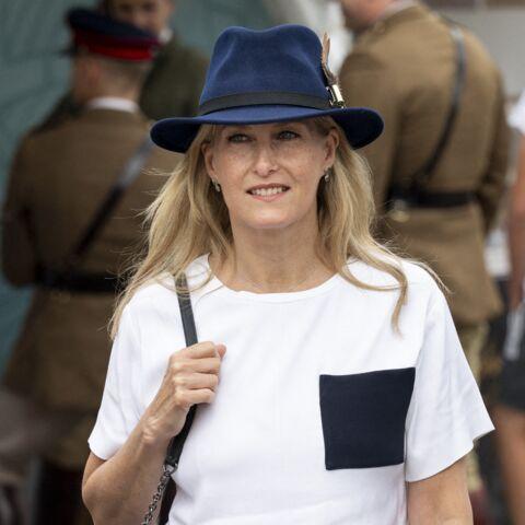 PHOTOS – Sophie de Wessex absente de l'hommage à Diana… mais stylée pour un autre rendez-vous familial