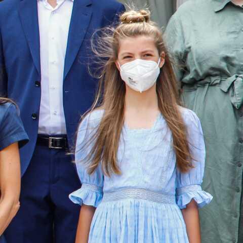 PHOTOS – Felipe et Letizia d'Espagne: leur fille cadette Sofia étonne avec un nouveau look