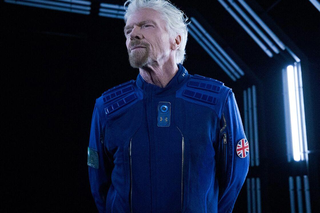 Richard Branson va s'envoler pour l'espace le 11 juillet 2020.