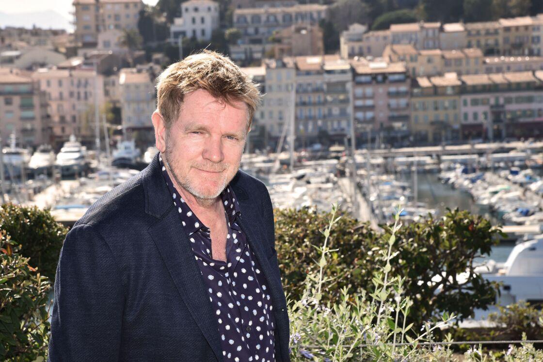 Xavier Deluc lors du 1er Festival Canneseries en 2018