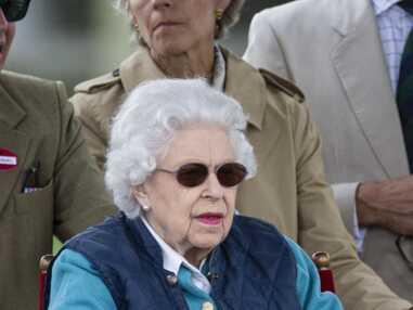 Elizabeth II tout sourire au Royal Windsor Horse Show
