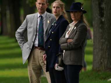 PHOTOS - Lady Louise : la petite-fille de la reine est désormais une jeune femme élégante
