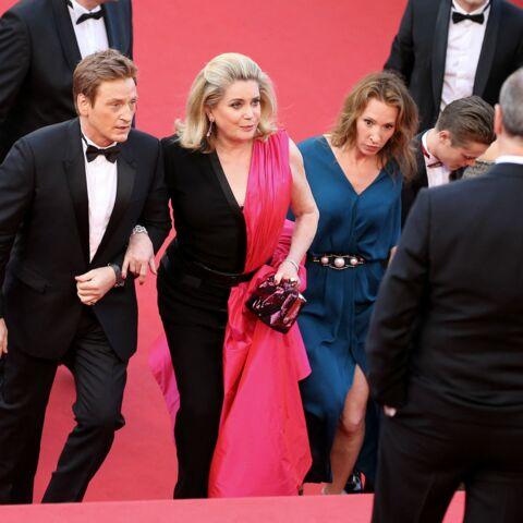 PHOTOS – Festival de Cannes: les plus belles robes de Catherine Deneuve