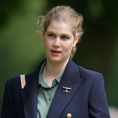 PHOTOS – Lady Louise: la petite-fille de la reine est désormais une jeune femme élégante