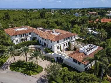PHOTOS - Marc Anthony, l'ex de Jennifer Lopez, vend son palais de Miami : visite guidée