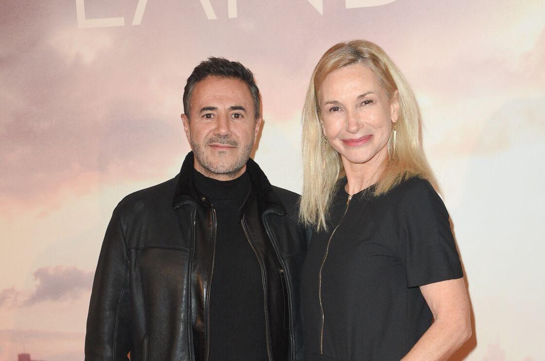 José Garcia et sa femme Isabelle Doval, à l'avant-première du film