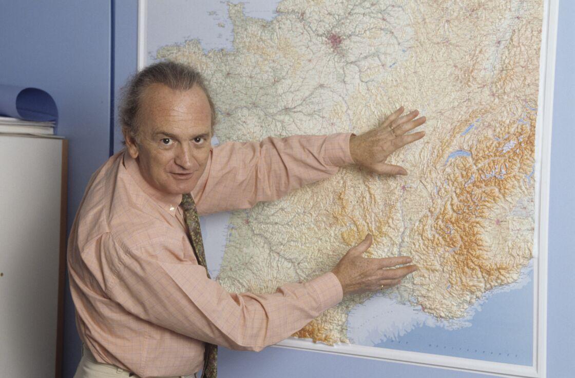 Alain Gillot-Pétré en 1995.