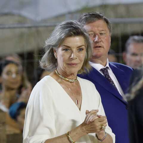 PHOTOS – Caroline de Monaco, Sharon Stone… elles assument leurs cheveux gris