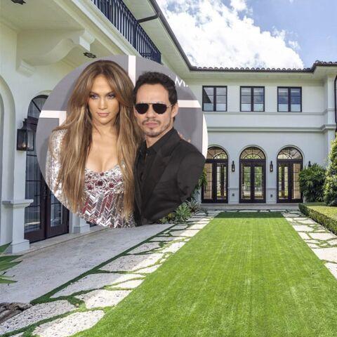 PHOTOS – Marc Anthony, l'ex de Jennifer Lopez, vend son palais de Miami: visite guidée