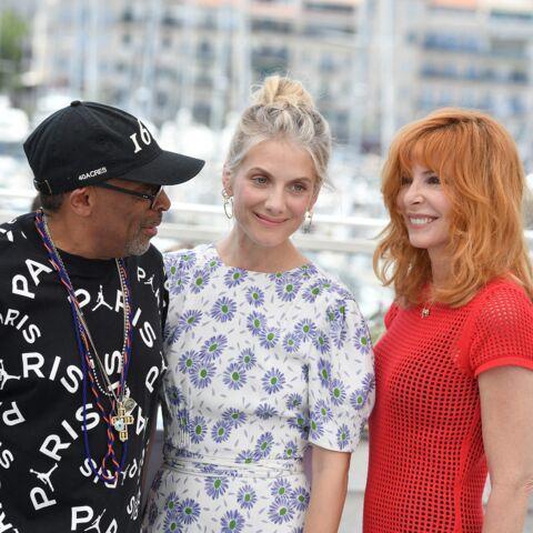 PHOTOS – Cannes 2021: Spike Lee déjà complice avec Mylène Farmer, Mélanie Laurent, Maggie Gyllenhaal…