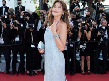 PHOTOS - Cannes 2021 : Carla Bruni, Jodie Foster, Mélanie Laurent... lancent le Festival en beauté