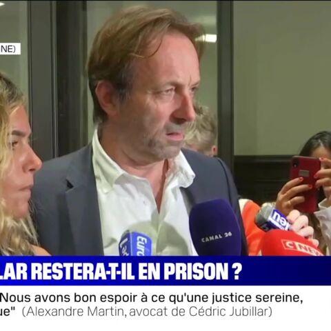Cédric Jubillar: «Quand il pleure on lui reproche, quand il sourit on lui reproche»… Son avocat ironise