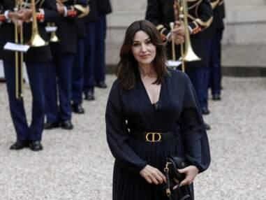 PHOTOS - Brigitte Macron, Carole Bouquet, Monica Bellucci glamours à l'Elysée