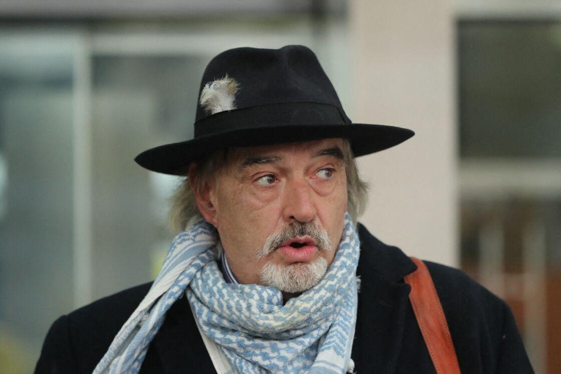 Ian Bailey en octobre 2020 à Dublin.