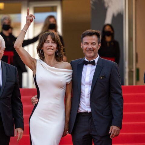 PHOTOS – Cannes 2021: Sophie Marceau sculpturale pour son grand retour sur la Croisette