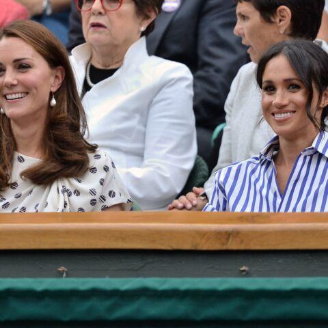 Kate Middleton et Meghan Markle se rapprochent: ces SMS qu'elles échangent