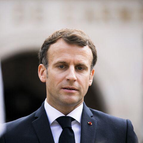 PHOTOS – Emmanuel Macron marqué: ses tempes grisonnent de plus en plus