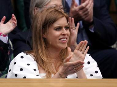 PHOTOS - La princesse Beatrice enceinte : le bonheur dans les gradins de Wimbledon avec son époux