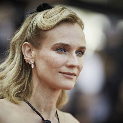 PHOTOS – Cannes 2021: Diane Kruger rétro chic avec une demi-queue de cheval tendance