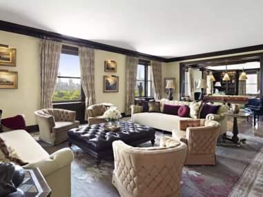 PHOTOS - Michael Douglas et Catherine Zeta-Jones : leur incroyable appartement new-yorkais est à vendre !