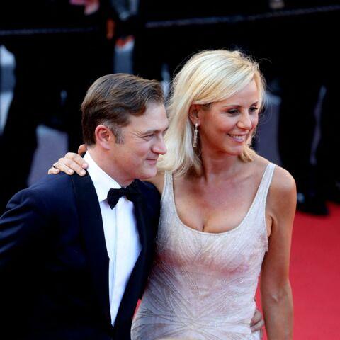 PHOTOS – Cannes 2021: Laurence Ferrari joue le jeu du glamour avec son mari Renaud Capuçon