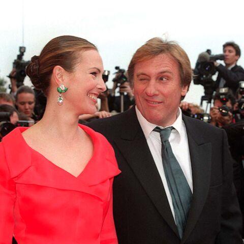 PHOTOS – Festival de Cannes: Gérard Depardieu et Carole Bouquet, Johnny et Nathalie Baye… ces couples français qui ont fait rêver