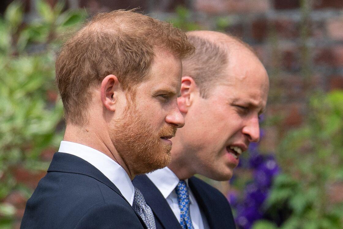 Entre Harry et William, l'entente est de plus en plus compliquée
