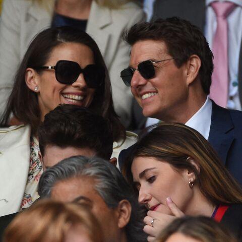 PHOTOS – Tom Cruise et Hayley Atwell: 1ère sortie officielle à Wimbledon
