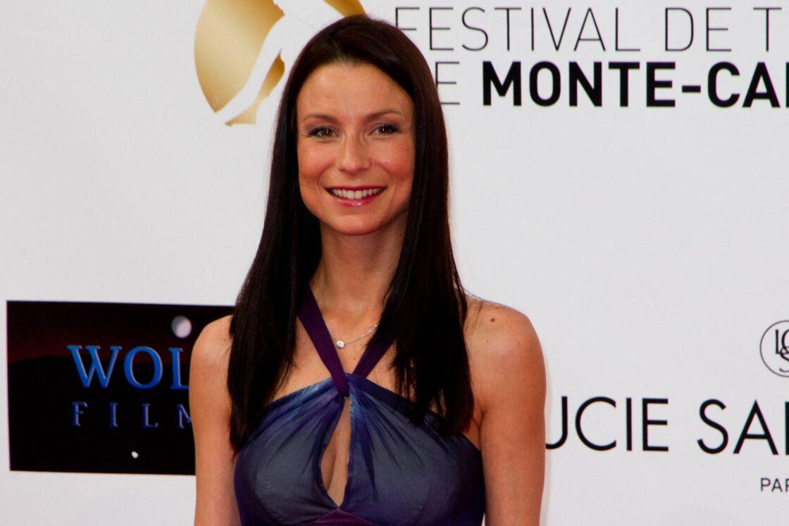 Jennifer Lauret interprétait le rôle d'Ariane Leroy dans la série Camping Paradis