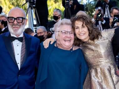PHOTOS - Cannes 2021 : Valérie Lemercier, son clin d'oeil ému à Céline Dion