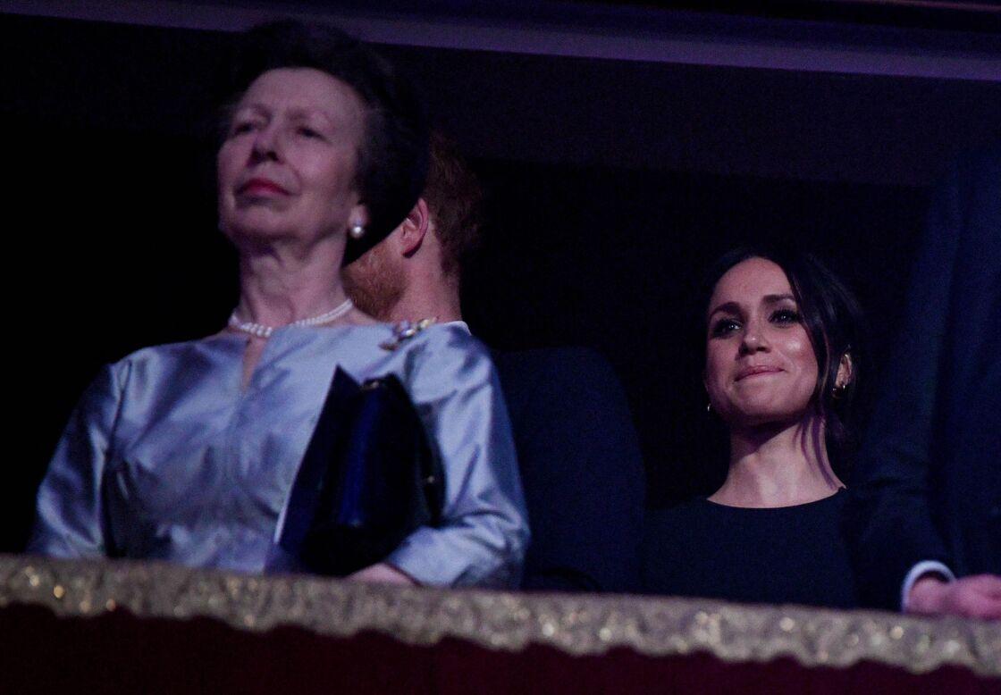 Entre Meghan Markle et la princesse Anne : une relation complexe dès leurs débuts