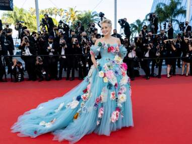 PHOTOS - Sharon Stone, princesse de la 74e édition du Festival de Cannes