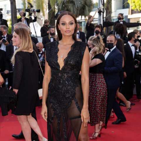 PHOTOS – Cannes 2021: Alicia Aylies, ex-Miss France, envoûte la Croisette