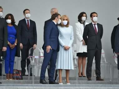 Brigitte Macron : tous ses looks du 14 juillet