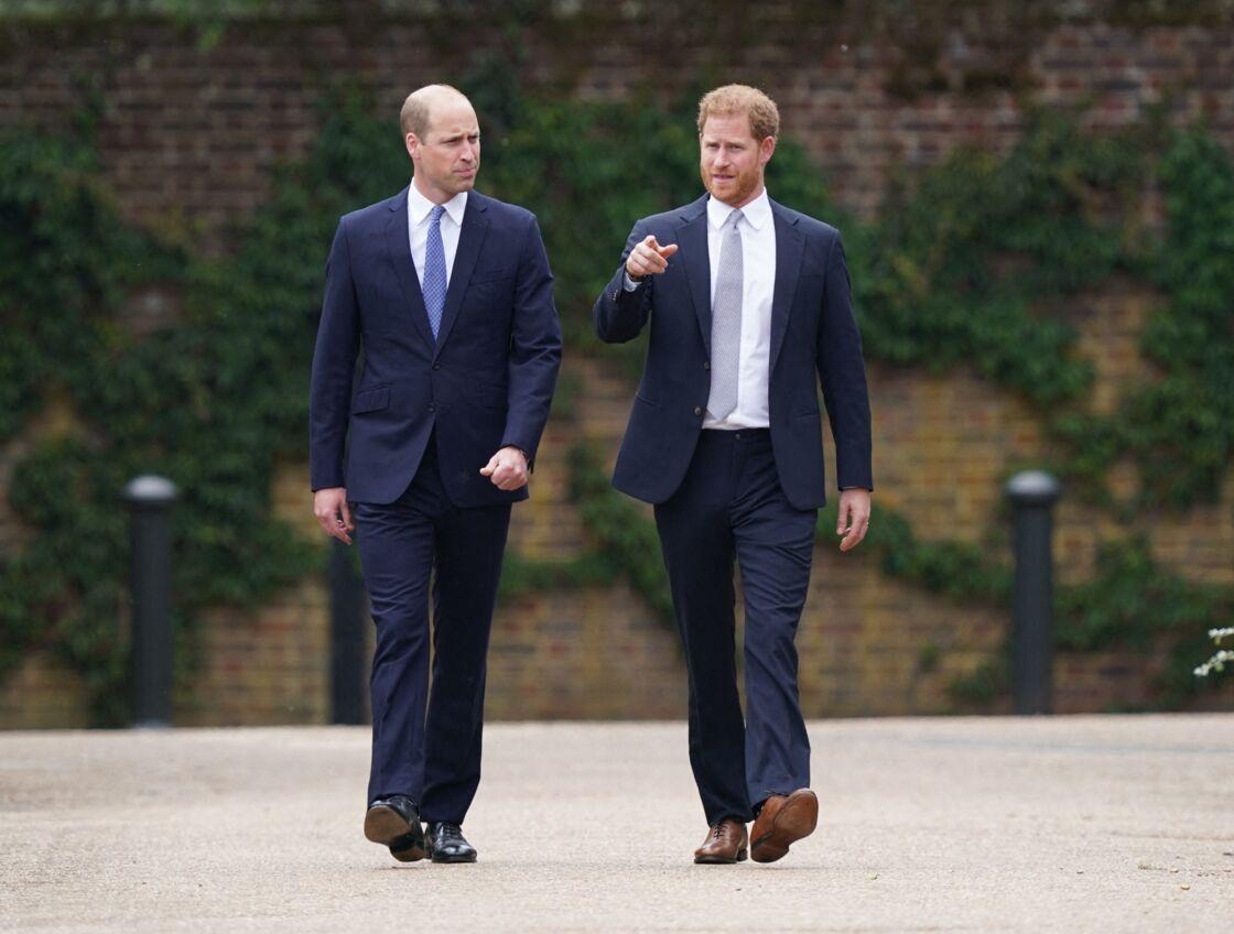 Lors de leur dernière apparition publique, le prince William et le prince Harry ont semblé partager une entente cordiale.