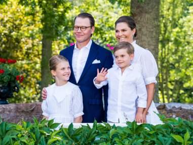 PHOTOS - Victoria de Suède en famille pour ses 44 ans : son fils Oscar se fait remarquer
