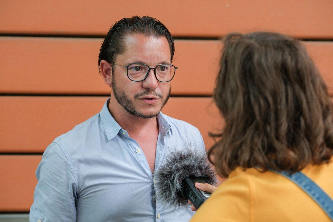 Me Jean-Baptiste Alary, avocat de Cédric Jubillar, en juin 2021.