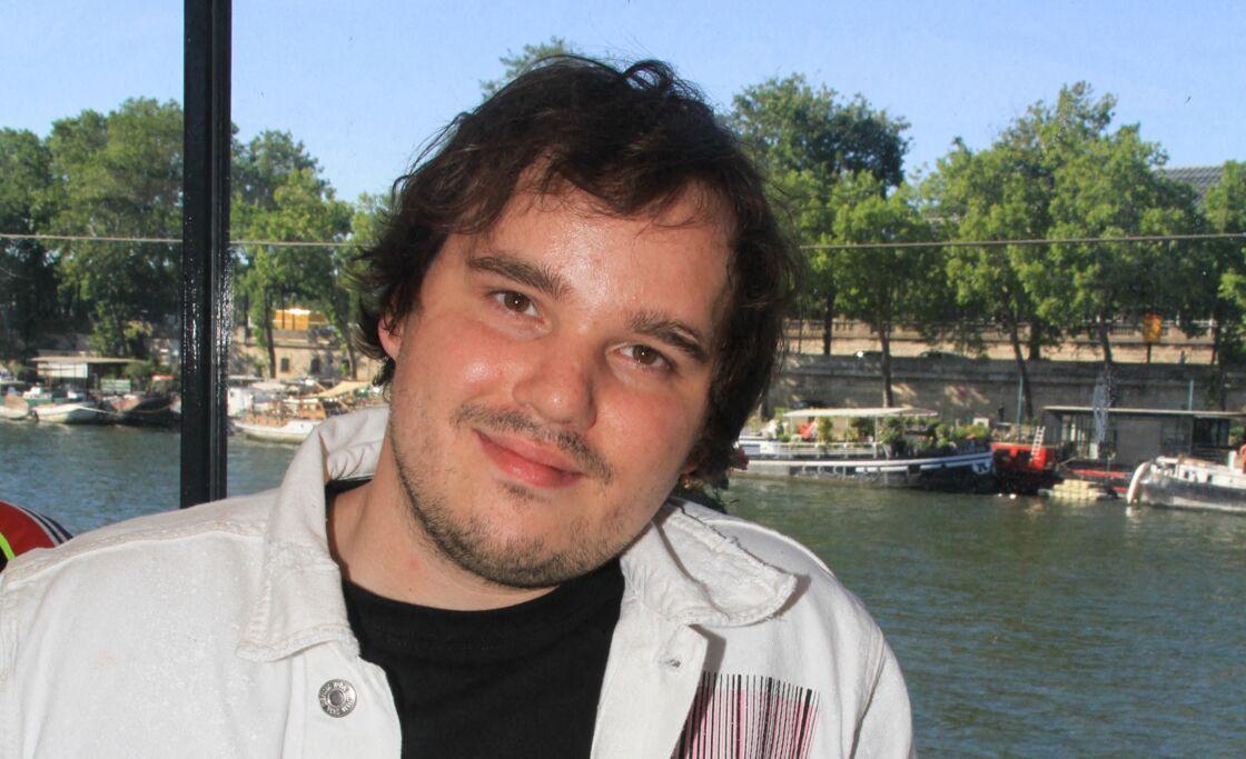 Jim Bauer, le fils de Nathalie Cardone