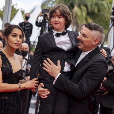 PHOTOS – Cannes 2021: Isabelle Huppert: son petit-fils Gabriel fait ses débuts sur la Croisette