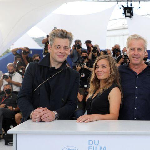 PHOTOS – Cannes 2021: Benjamin Biolay tout sourire aux côtés de Blanche Gardin