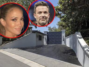 PHOTOS : Jennifer Lopez et Ben Afffleck : découvrez leur prochaine villa dans les moindres recoins