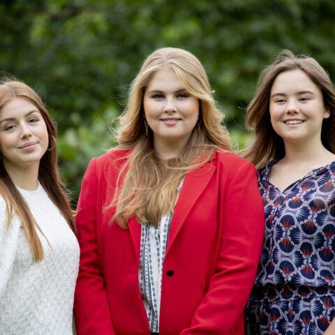 PHOTOS – Maxima et Willem-Alexander des Pays-Bas éclipsés par le charme de leurs 3 filles