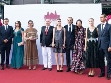 PHOTOS - Albert de Monaco et Caroline au Concert de la Croix Rouge, Charlène grande absente