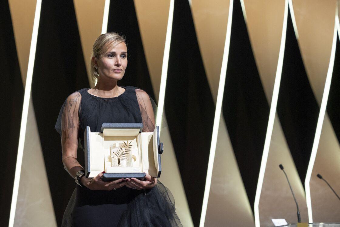 Après « Grave », Julia Ducournau a réalisé « Titane » pour lequel elle a été récompensée d'une Palme d'or.